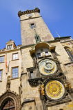 Astronomische Borduhr, Prag Lizenzfreie Stockfotos