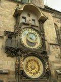 Astronomische klok royalty-vrije stock foto