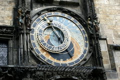 Astronomische Klok, Praag Stock Foto