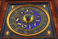 Astronomische Uhr Kanonen-Straße London Lizenzfreie Stockbilder