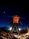 Astronomische Zeiten Lizenzfreies Stockfoto