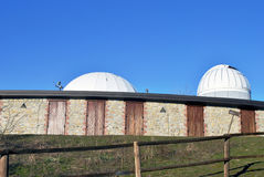 Astronomisches Observatorium Stockbild