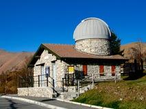 Astronomisches Observatorium Sormano Lizenzfreie Stockfotografie
