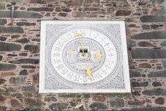 Astronomiska klockor Fotografering för Bildbyråer