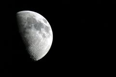 Astronomy. Moon Stock Photos