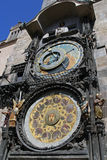 Astronomy clock. In Prague, Czech Republic Royalty Free Stock Photography