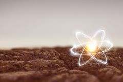 Astronomy concept backdrop royalty free stock images