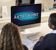 Astronomy Constellation Intergalactic Universe Concept Stock Photos