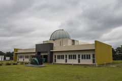 Astronomy Hub - Itaipu Dam - Foz do Iguaçu/PR Stock Photos