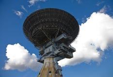 Astronomy telescope building Stock Image