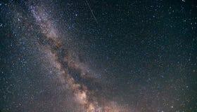 Astrophoto profondo del cielo Immagini Stock