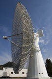 Astrophysical telescope. The Dominion Astrophysical Observatory radio telescope near Penticton, BC stock image