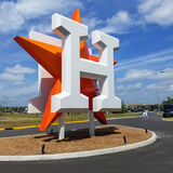Astros Logo Spring Training Baseball. 2017 West Palm Beach new spring training facility for Houston Astros in Florida stock photos
