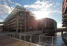 Astrup Fearnley Museum on 16 April 201 Stock Image
