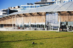 Astrup Fearnley Museum Stock Photo