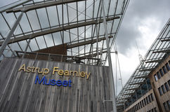 Astrup Fearnley Museum of Modern Art Royalty Free Stock Photo