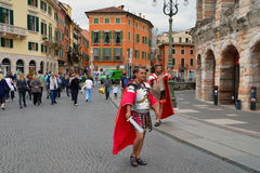 astur λεγεωνάριοι ρωμαϊκή Ισπανία Λα φεστιβάλ carisa carabanzo των αστουριών στοκ εικόνα με δικαίωμα ελεύθερης χρήσης