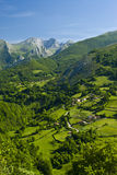 Asturias Lizenzfreies Stockfoto