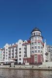 asturias Cudillero połowu Spain wioska Zdjęcie Royalty Free
