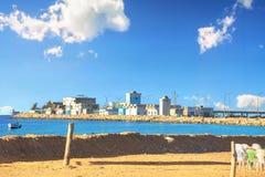 asturias Cudillero połowu Spain wioska Tunezja, afryka pólnocna Zdjęcia Royalty Free