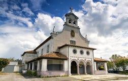 Asturias in Oviedo church Royalty Free Stock Image
