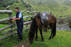 Asturias - Spain Royalty Free Stock Images