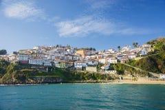 Asturisch dorp 4 royalty-vrije stock afbeeldingen