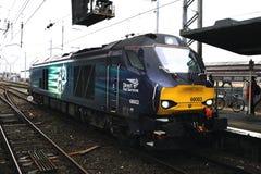 Astute Engine. Class 68 Astute Diesel Engine royalty free stock image