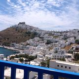 Astypalaia Images stock