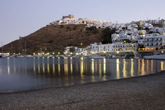 astypalea Greece fotografia royalty free