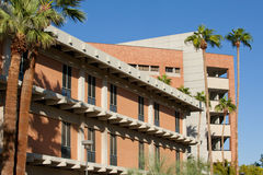 ASU campus Stock Image