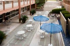 ASU-campus in Phoenix, AZ Stock Afbeeldingen