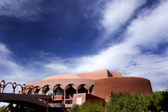 ASU Gammage Royalty Free Stock Photography