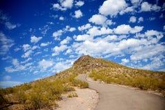 ASU A mountain Royalty Free Stock Photos