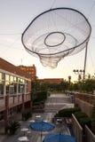 ASU net sculpture in Phoenix, AZ Royalty Free Stock Photo