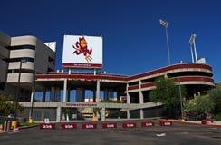 ASU Stadium Tempe AZ Stock Images
