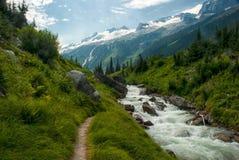 Asulkan Valley BC. Glacier National Park British Columbia Stock Photos