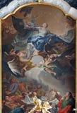 Asunción de la Virgen Maria Fotografía de archivo libre de regalías