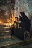 Asunción de la Virgen Maria Fotos de archivo libres de regalías
