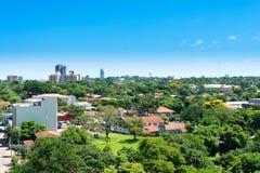 Asuncion Paraguay Obrazy Royalty Free
