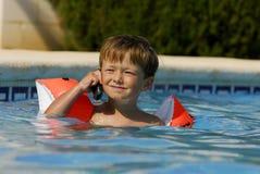 Asunto 10 de la piscina Imagenes de archivo