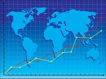 Asunto de mundo ilustración del vector