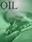 Asunto de petróleo e Iraq stock de ilustración