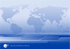 Asunto global Imagenes de archivo