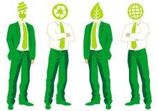 Asunto verde, vector libre illustration