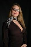 Asunto woman-13 fotografía de archivo