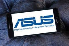 Asus-Logo Stockfotos