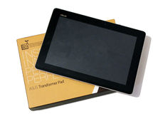 Asus Transformer Pad Royalty Free Stock Images