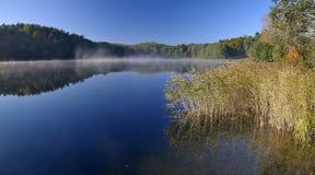 Asveja (Dubingiai) lake, Lithuania. Stock Image