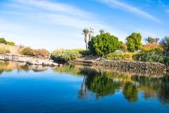 Aswan, Αίγυπτος Στοκ Εικόνες